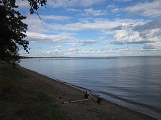 Mille Lacs Lake lake in Mille Lacs County, Minnesota, United States of America