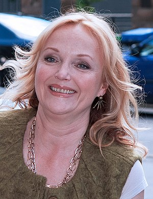 Miranda Richardson - Miranda Richardson at the Toronto International Film Festival 2010