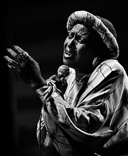 Miriam Makeba South African singer and civil rights activist