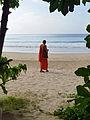 Mirissa-Moine bouddhiste (2).jpg