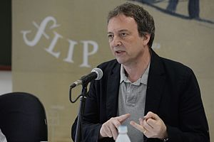 Misha Glenny - Photo by Tomaz Silva/Agência Brasil