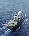 "Missile range instrumentation ship ""Marshal Krylov"" in 1991.jpeg"