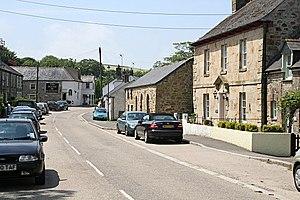 Mitchell, Cornwall - Image: Mitchell, Cornwall