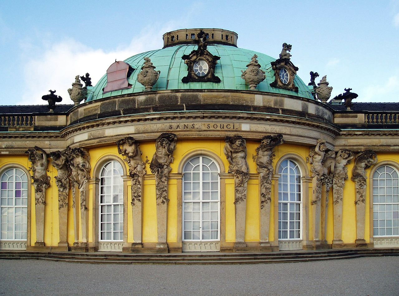 Image illustrative de l'article Palais de Sanssouci