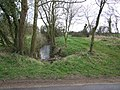 Moat and Footpath, North Green - geograph.org.uk - 369744.jpg