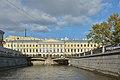 Moika river Griboedov Canal Adamini House Saint Petersburg.jpg