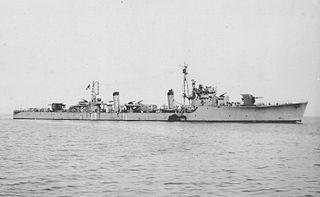 <i>Matsu</i>-class destroyer