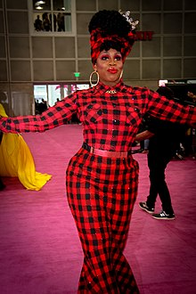 Monét X Change at Dragcon by dvsross.jpg