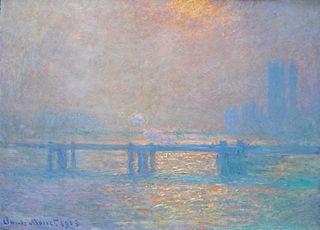 Charing Cross Bridge, The Thames