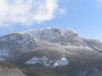 Monte Maggiorasca - Photo of winter 2005
