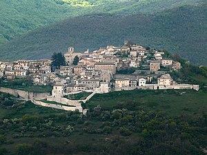 Monteleone di Spoleto - View of Monteleone di Spoleto
