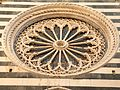 Monterosso al Mare-chiesa San Giovanni Battista-rosone.jpg