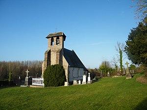 Nampont - Image: Montigny 2