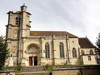 Montjavoult (60), église Saint-Martin, vue depuis le sud 4.jpg