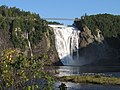 Montmorency Falls near Quebec.jpg