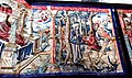 Montpezat-de-Quercy, collégiale Saint-Martin , tapisseries de Tournai, début 16e siècle, Martin et les brigands (8).jpg