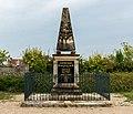 Monument aux morts 1870 - 1871 Pons août 2015 Charente-Maritime.jpg
