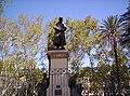 Monumento a Antonino Aberastain San Juan Argentina (EagLau--2008).jpg