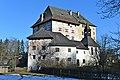 Moosburg Schloss mit Schlosskapelle SW-Ansicht 26012014 133.jpg