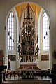 Moosburg an der Isar, St Kastulus 005, Main altar.JPG