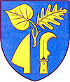 Coat of arms of Moravany