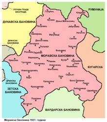 mapa juga srbije Јужна и источна Србија — Википедија, слободна енциклопедија mapa juga srbije