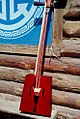 Morin khuur in one of the Buryat villages in the Zakamensky district of Buryatia.jpg
