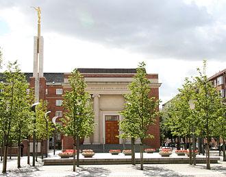 Borups Allé - Copenhagen Denmark Temple