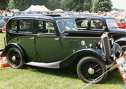 Morris Eight Series I Limousine 4 Türen (1935)