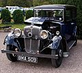 Morris Ten-Six 1934 nearside Rufford Abbey.jpg