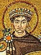 Mosaico de Justiniano I - Basílica San Vitale (Ravenna) .jpg