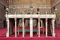 Moschea del sultano hasan, 1362, interno, dikka.JPG