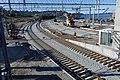 Moss railway station, new tracks.jpg
