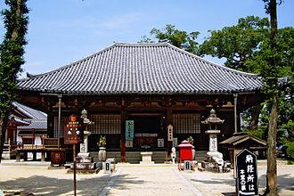 Motoyama-ji - Image: Motoyama Ji,Kagawa Hondou