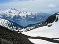 Mount Garibaldi and Garibaldi Lake from 2150 meters.jpg