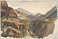 Mountain View at Oisans (Isère) MET DP806736.jpg