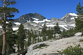 Mountains across ledge S of Donahue Pass.jpg