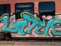 Moving graffiti. Slovenian railways. (9686153704).jpg