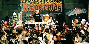 Mr. Bungle - Mr. Bungle live in 1999 during the California Tour