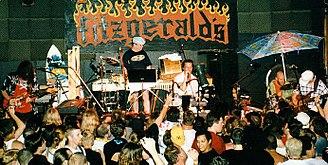Mr. Bungle - Mr. Bungle live in 1999 during the California Tour