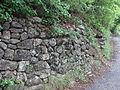 Mur en pierre sèche gonflé.JPG