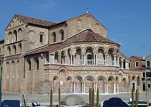 Santa Maria e San Donato - Church of Santa Maria e San Donato.