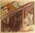 Murasaki Shikibu Nikki Emaki (Hinohara - scene 3) painting only.jpg