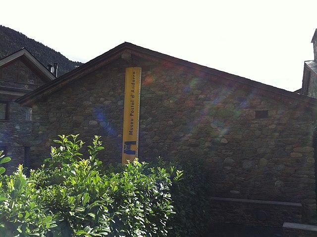 Museo postal de Andorra
