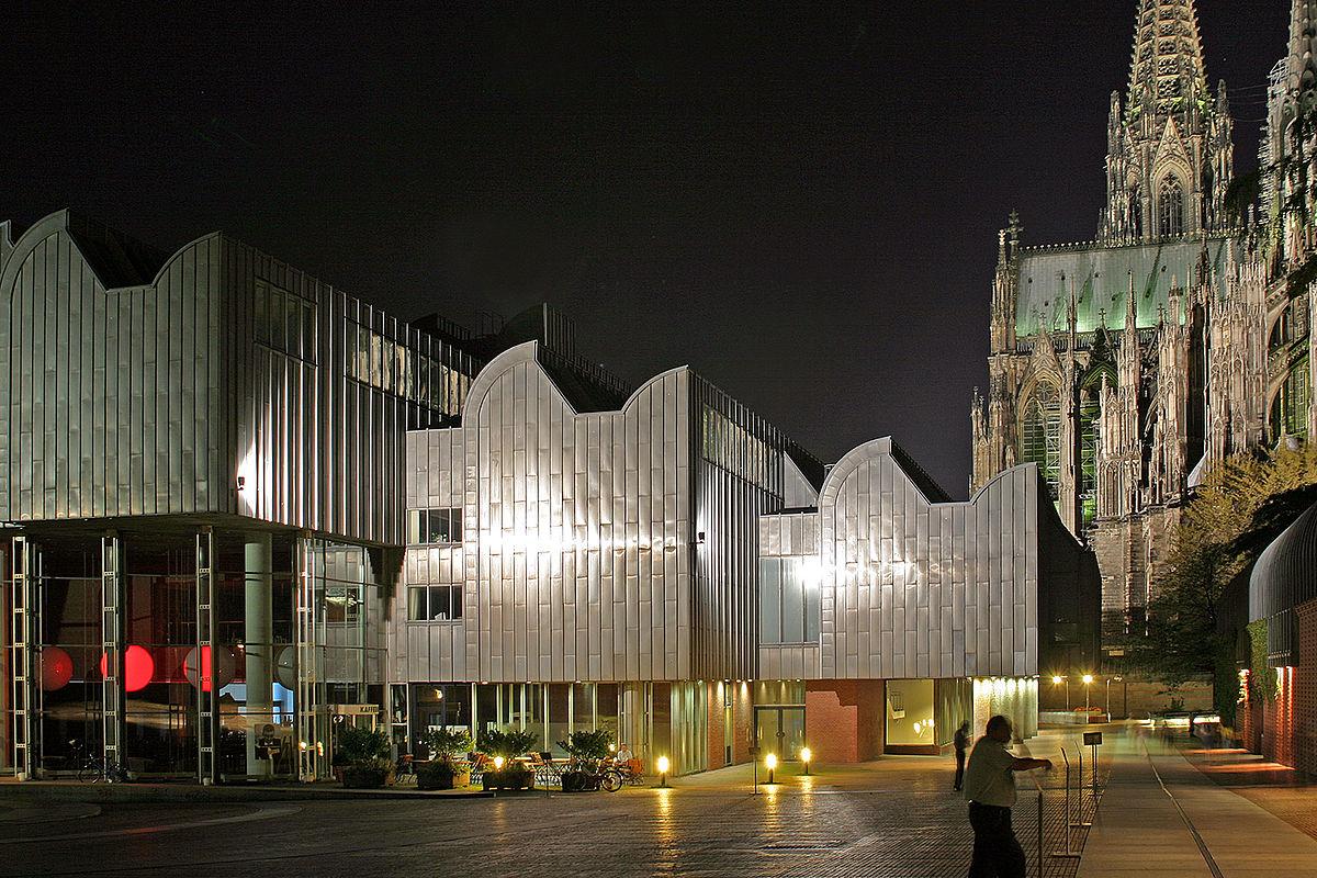 Museo Ludwig - Wikipedia, la enciclopedia libre