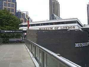 Museum of London - Image: Museum of London