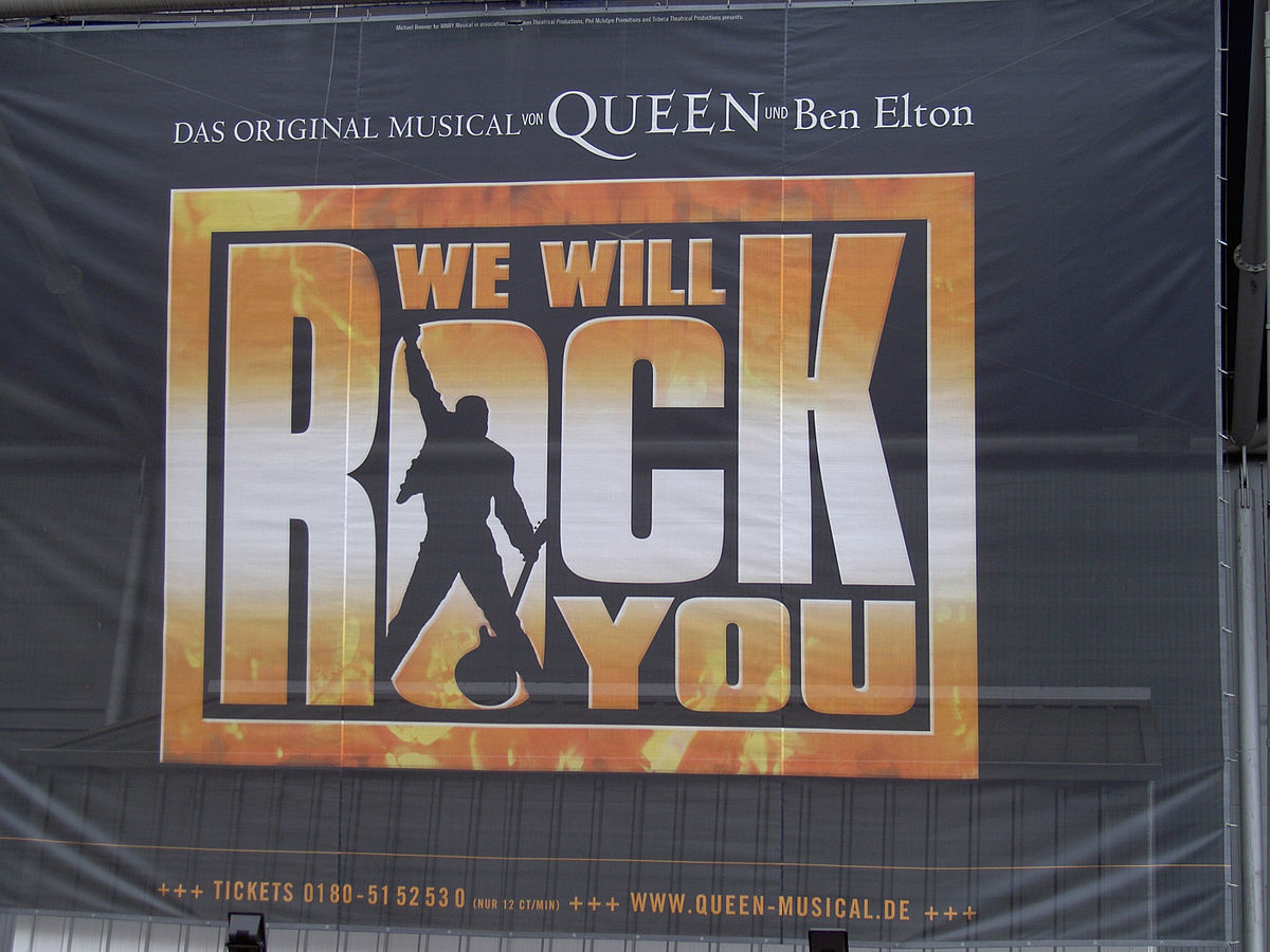 We Will Rock You In Köln
