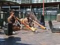 Musicians in Sydney pier - panoramio.jpg
