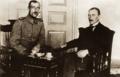 Mustafa Kemal Paşa Cemil Cahit Bey ile, Sivas, Eylül 1919.png