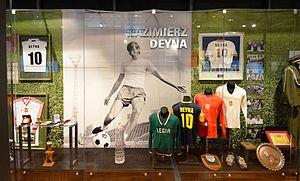Kazimierz Deyna - Exhibition dedicated to Kazimierz Deyna at Legia Warsaw Museum